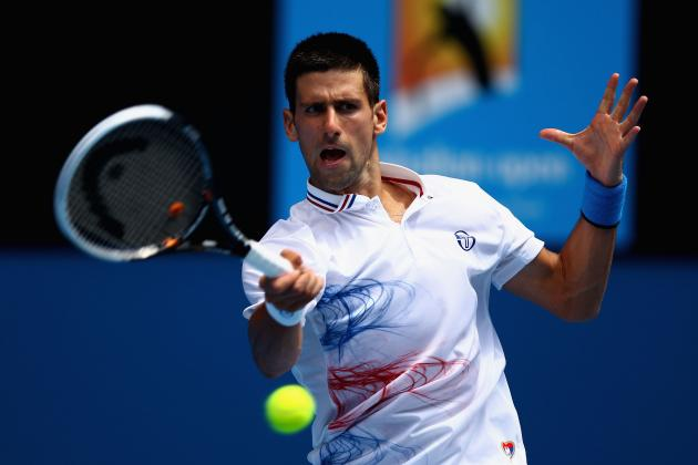 Australian Open 2012: Novak Djokovic Repeat Imminent for World's No. 1 Player