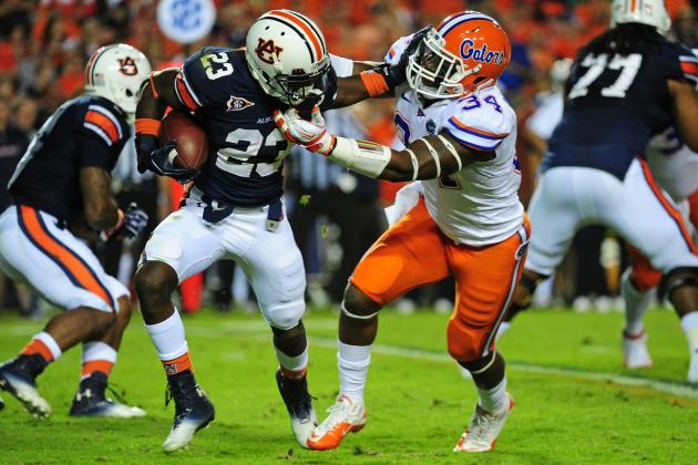 Onterio McCalebb: Auburn Must Give McCalebb His Time to Shine