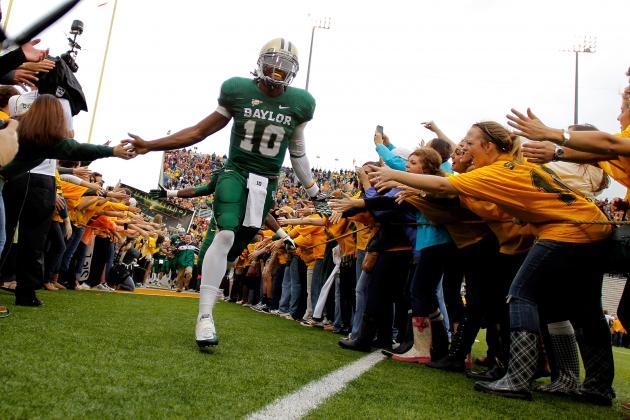 2012 NFL Mock Draft: Will Washington Redskins Trade Up for Robert Griffin III?