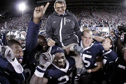 Joe Paterno: Ex-Penn State Football Coach Dies at Age 85