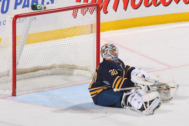Buffalo Sabres' Ryan Miller Will Not Be Traded at the Deadline