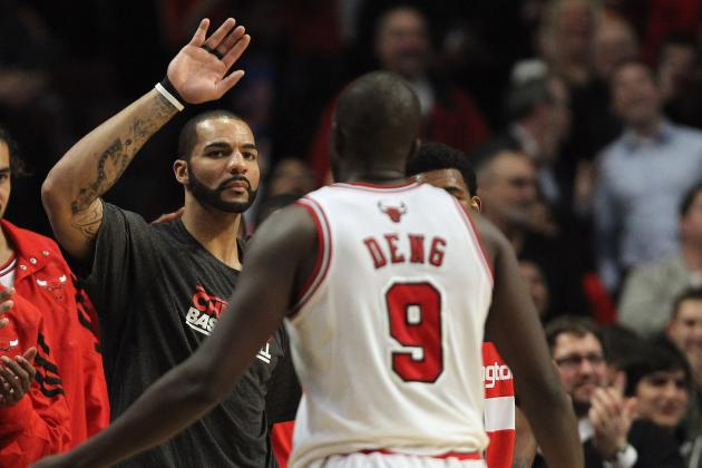 Chicago Bulls: Making a Case for Carlos Boozer to Be an All-Star