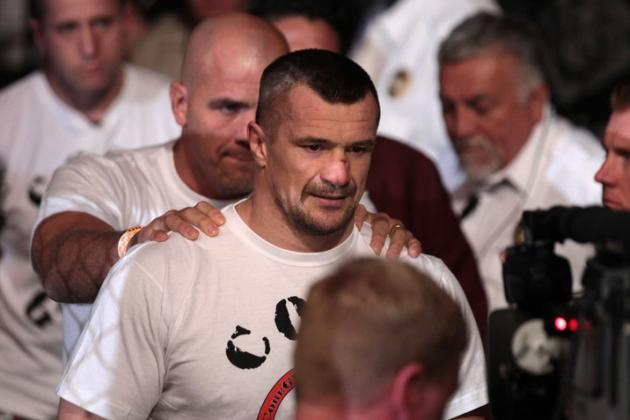 Mirko 'Cro Cop' Filipovic Set to Return to Combat One Last Time