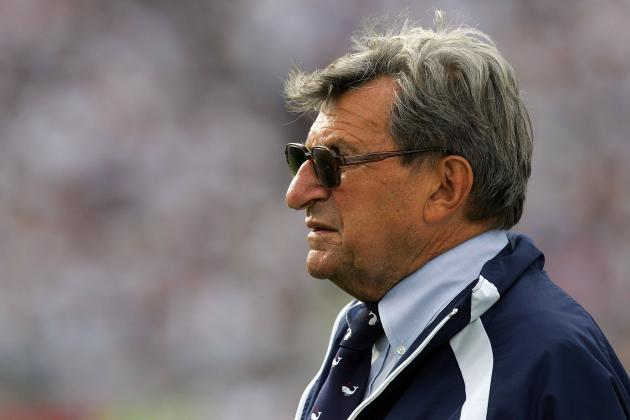 Joe Paterno: Remembering Him for the Good, and Nothing Else