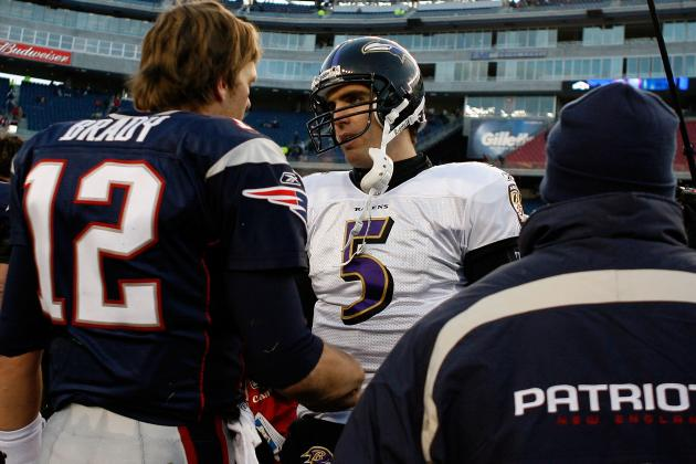 Ravens vs. Patriots: Live Score, Video, Tweets and Analysis for AFC Championship