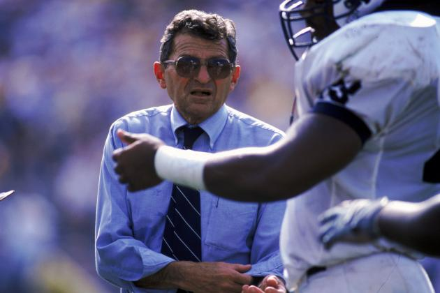 Joe Paterno: The Penn State Legend Loses Battle with Lung Cancer