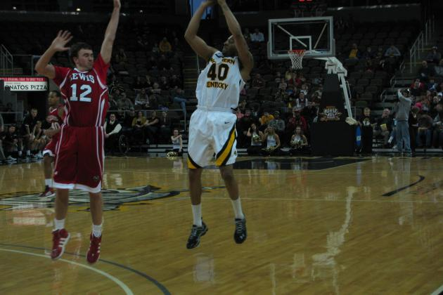 Flyers vs. Norse: No. 9 Northern Kentucky Avoids Homecoming Upset, Defeats Lewis