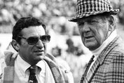 Joe Paterno: Like Bear Bryant, Penn State Great Lived and Died with Football