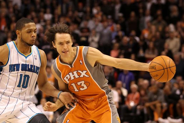 NBA Trade Rumors: Steve Nash and Other Guards the New York Knicks Must Target