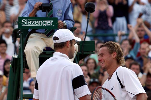 Andy Roddick and Lleyton Hewitt: Players Who Just Make the Numbers