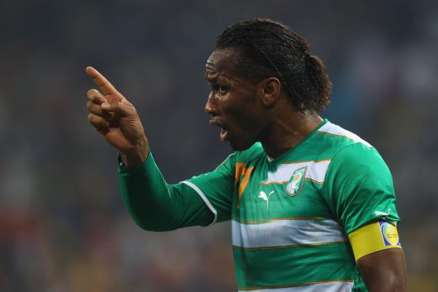 Africa Cup of Nations 2012: Didier Drogba and Ivory Coast Primed to Take Tourney