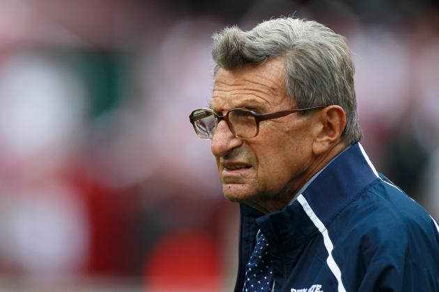 Why Joe Paterno's Shoes Can Never Be Filled at Penn State