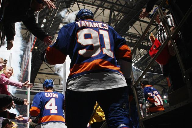 New York Islanders: John Tavares is Reaching the Caliber of Ovechkin and Crosby