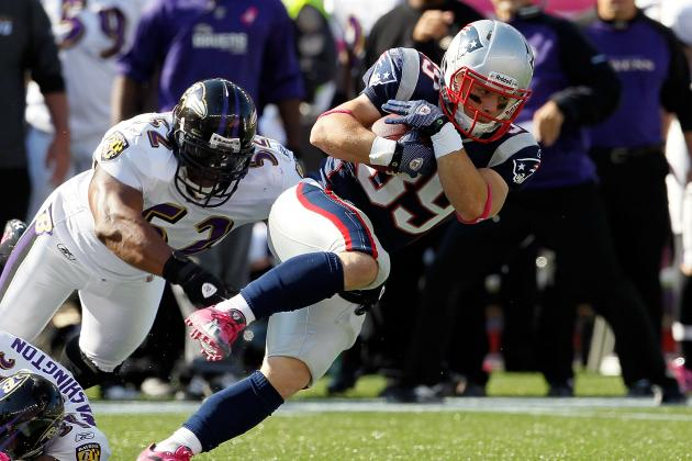Ravens vs. Patriots Game Time: When and Where to Watch AFC Showdown