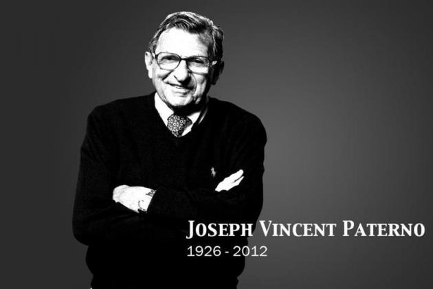 Joe Paterno: In Memory of a College Football Legend