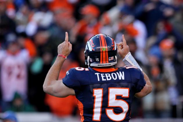 Tim Tebow and His Miracle Men: The Denver Broncos 2011 Magical Season
