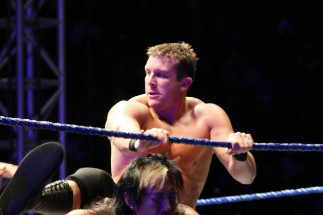 WWE Smackdown: Ted DiBiase Needs More Support from the WWE