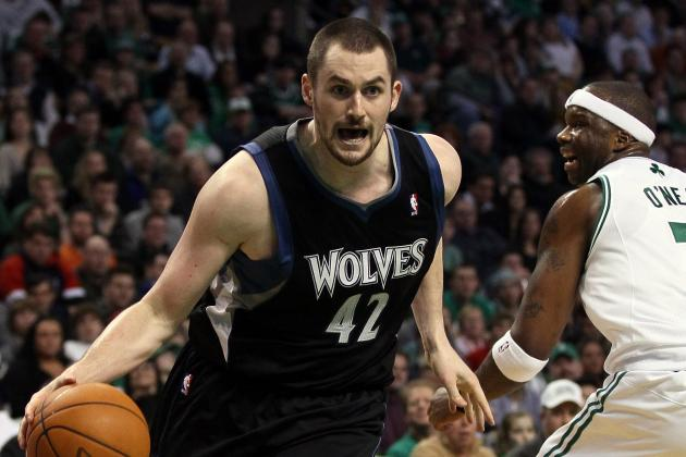 NBA Rumors: Kevin Love Would Salvage the Boston Celtics' Sinking Ship