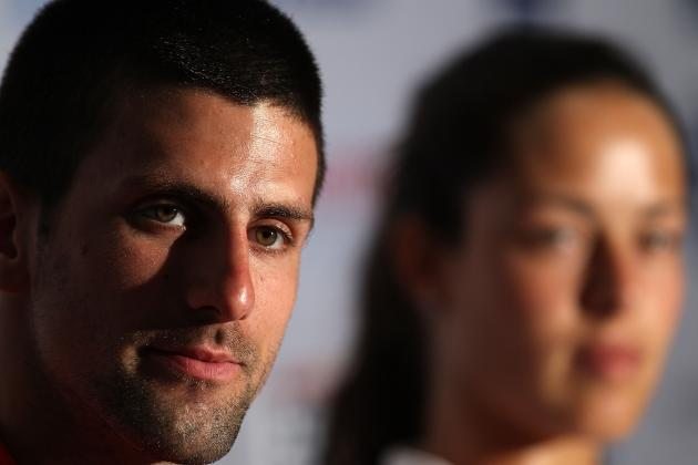 Australian Open 2012: Novak Djokovic Leads Serbian Stars Back into the Limelight