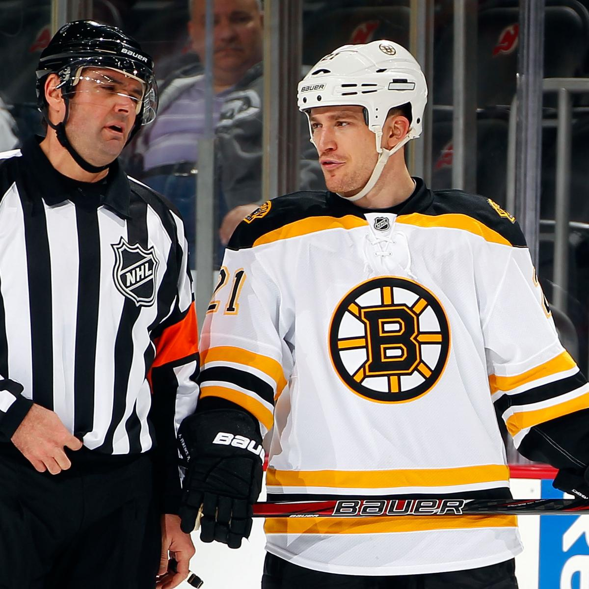 Boston Bruins: Andrew Ference Suspended 3 Games For Hit On