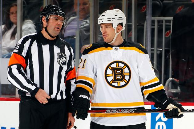 Boston Bruins: Andrew Ference Suspended 3 Games for Hit on Ryan McDonagh