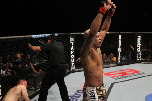 Jorge Rivera, Jim Miller, Pat Barry and the Top 5 Moments of UFC on FX 1