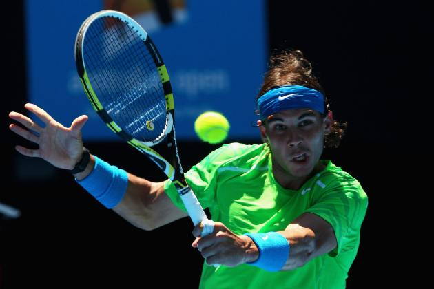 Rafael Nadal: Spaniard Will Cruise by Tomas Berdych in Straight Sets