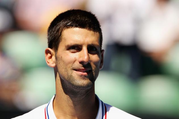 Novak Djokovic: World No. 1 Won't Break a Sweat Against Lleyton Hewitt