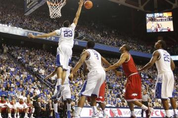 Kentucky Basketball: Why Anthony Davis is Overrated