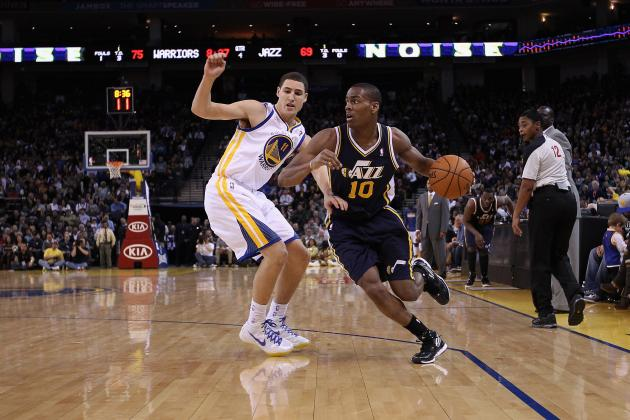 Alec Burks Deserves to Have Role Expanded for Utah Jazz