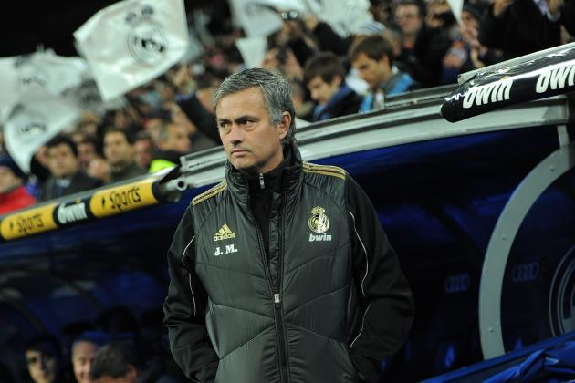Jose Mourinho Accuses Real Madrid Players of Treason