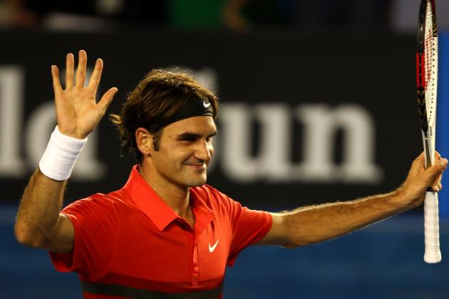 Australian Open 2012 Scores: Predicting the Men's Day 9 Matches