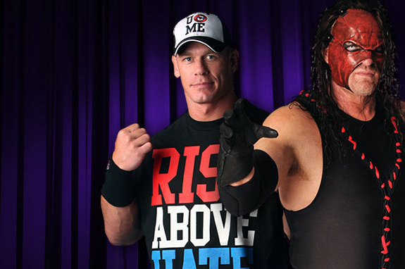 WWE Royal Rumble: John Cena/Kane Will Be the Most Emotional Match on the Night