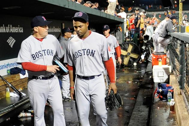 Boston Red Sox: 2012 Season Projected Lineup Card (Updated)