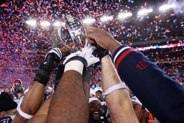Ravens vs Patriots: Report Card Grades for New England in AFC Championship