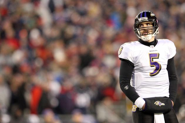 Ravens vs Patriots: Why Joe Flacco Is Biggest Obstacle to Baltimore Title