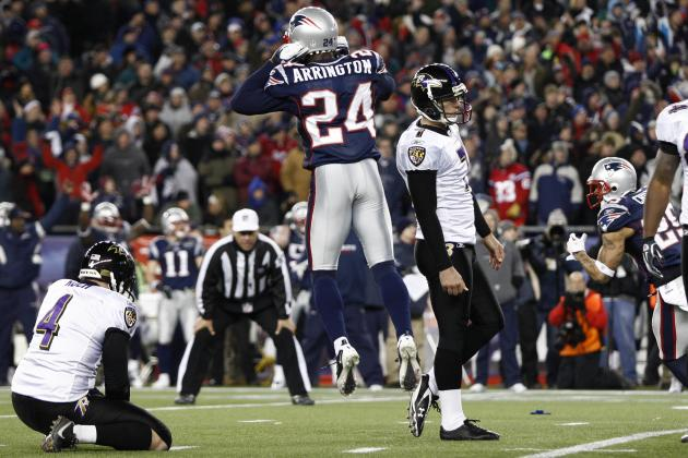 Ravens vs. Patriots: Billy Cundiff Breaks Hearts and Twitter with Missed Kick