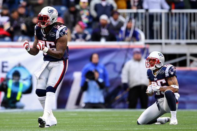 Ravens vs Patriots: Pats Defense Not Pretty, but Make Plays Where It Counts