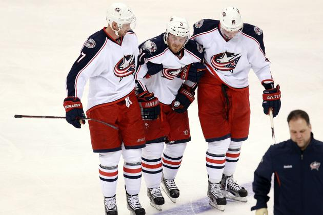 Columbus Blue Jackets: With James Wisniewski Out, Is It Time to Blow Up the Team