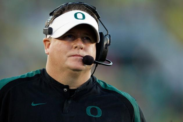 Report: Chip Kelly Poised to Leave Oregon Ducks for Tampa Bay Buccaneers