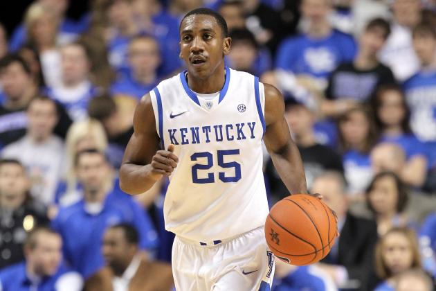 Kentucky Basketball: Marquis Teague Is Key to an NCAA Tournament Run