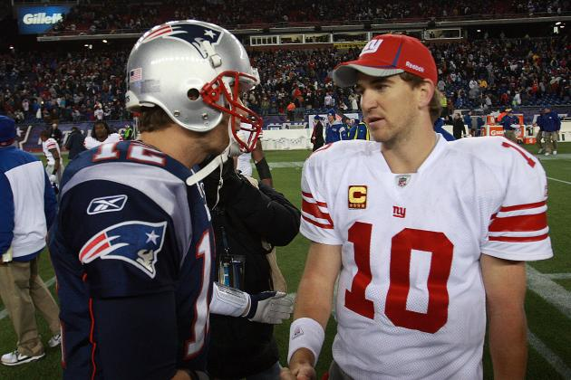 Tom Brady vs. Eli Manning: Super Bowl QB Breakdown