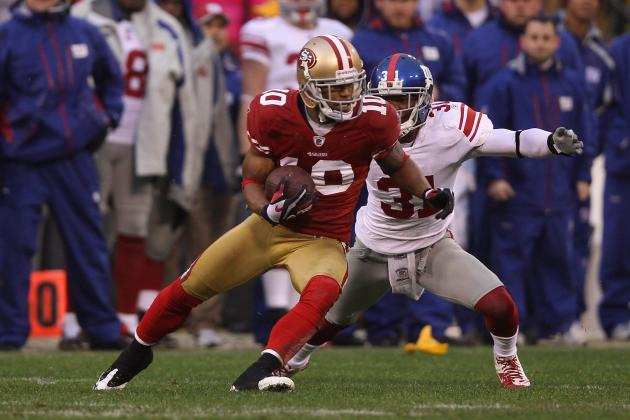 Kyle Williams: Where Does San Francisco 49ers WR Rank Among Sunday's Goats?