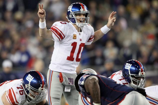 Super Bowl Predictions 2012: Updated Odds on Giants vs. Patriots