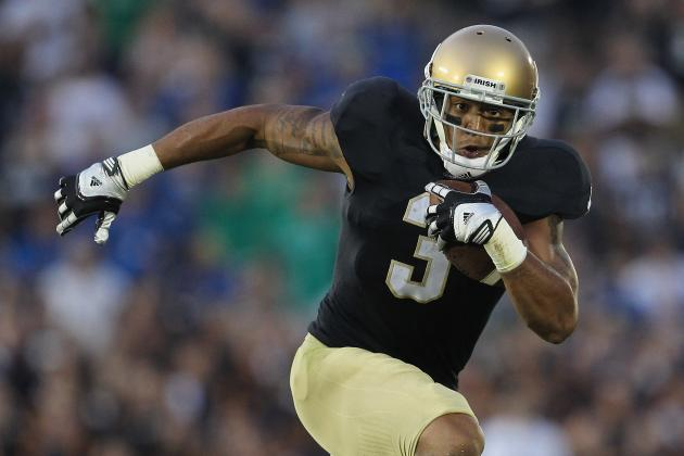 2012 NFL Draft: Should Cincinnati Bengals Gamble on Notre Dame's Michael Floyd?