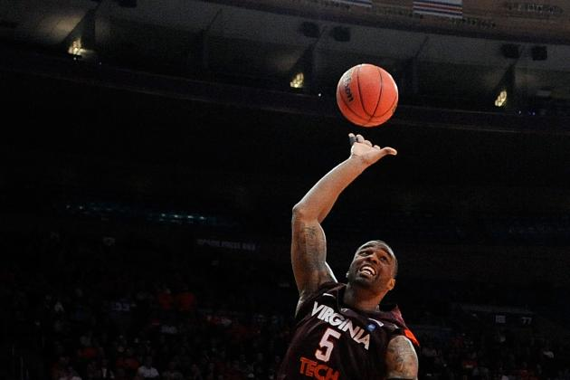 Virginia-Virginia Tech:  Hokies Snare First ACC Win over Cold Shooting Cavs