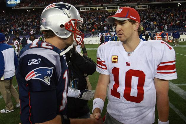 Giants vs. Patriots: Super Bowl XLVI Set to Be a Rematch of Super Bowl XLII