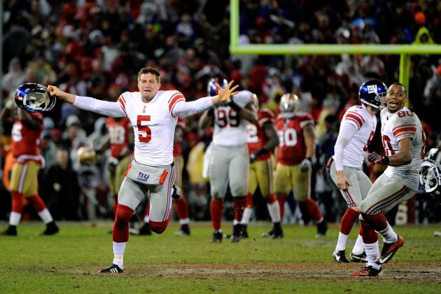 New York Giants Beat 49ers 20-17, Earn Super Bowl XLVI Rematch with Patriots