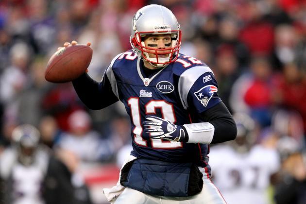 Giants vs. Patriots: Why Surviving Ravens Gives Tom Brady Huge Edge