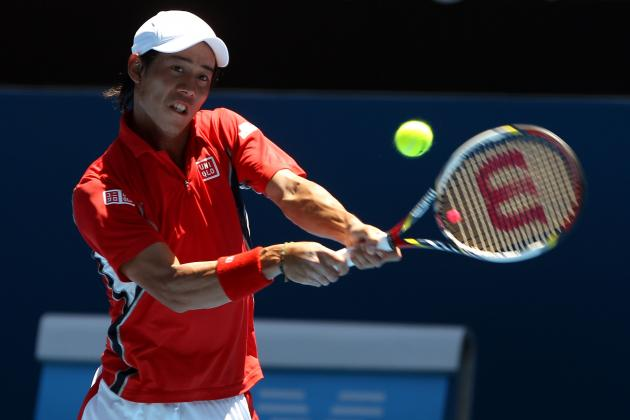 Australian Open 2012 Update: Nishikori Upsets Tsonga in the Fifth Set